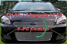 2013 06-13 07 08 09 11 12 13 2012 Chevy Impala SS LT LTZ New Billet Grille Comb