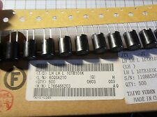 5pcs LHL10TB101K  Inductor radial 100uH 0.18ohm 1.2A  11.0x14.0mm dip2  MURATA