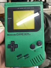 Nintendo Game Boy Pocket Green Handheld System W/Tetris DX