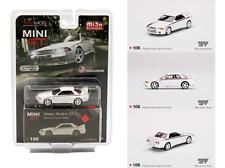 Mini GT 1 64 Mijo Exclusives Nissan Skyline GTR R32 Nismo S-tune White