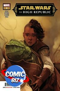 STAR WARS HIGH REPUBLIC #5 (2021) 1ST PRINTING MAIN COVER MARVEL COMICS