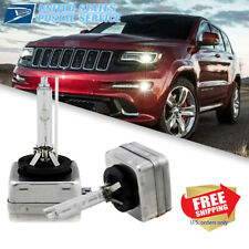 2x New OEM For 2014-2017 Jeep Grand Cherokee - D3S Xenon HID Headlight Bulbs Kit