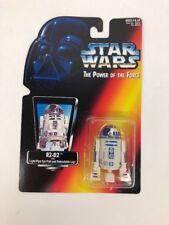 1995 Kenner Star Wars The Power of the Force: R2-D2 Action Figure FSTSHP