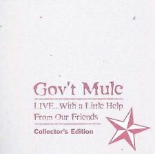Live...With A Little Helpf From Our Friends [Collector's Edition] - Gov  ... /4