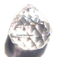 50mm Swarovski Strass Crystal  Ball Prisms Feng Shui  Wholesale Logo CCI