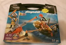 Playmobil 5894 Pirata Set Estuche tomar a lo largo de