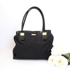 Kate Spade Satchel Handbag Shoulder Black Tamara Cornelia Patent Leather Large