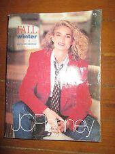 Vintage 1992 JC Penney Fall & Winter Catalog
