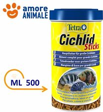 Tetra Cichlid Sticks 500 ml - Mangime in stick per Ciclidi e pesci grossa taglia
