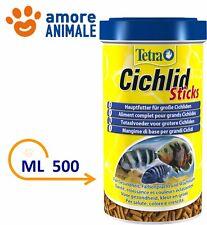 Tetra Cichlid Sticks 500ml 160g Mangime ciclidi Acquario
