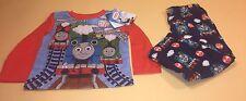 Thomas & Friends Thomas the Train Shirt & Pants Pajamas 4T New Fire Resistant