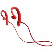 Sony MDR-XB80BS EXTRA BASS SPORT Bluetooth In-Ear Headphones Red NEW Japan F/S