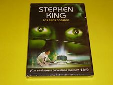 LOS AÑOS DORADOS / GOLDEN YEARS Stephen King 2dvd - Precintada