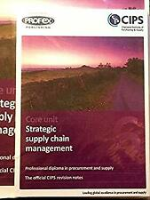 Strategic Supply Chain Management by Profex Ltd