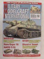 Military Modelcraft International - November 2018 Modeling Magazine