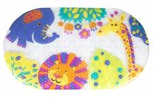 Ginsey Home Solutions Idea Factory Zoo Pals Bath Mat