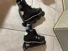 Excellent Bauer Pro Off Ice Hockey Roller Skates , Size 6