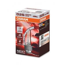 1x Osram 66240XNL D2S Night Breaker Laser +200% xenon bulbs BMW AUDI VW Mercedes