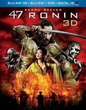 47 Ronin 3d 0025192233258 With Keanu Reeves Blu-ray Region a