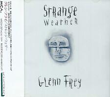 GLENN FREY Strange Weather +1 RARE JAPAN CD MVCM-207 NO OBI The Eagles