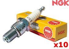 NGK Spark Plug FOR Volvo V40 99-2004 1.8 (VW) Wagon BKR6ETUC x10