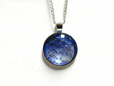 Game of Thrones inspired dragon pendant necklace 20 inch chain