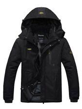 Wantdo Men's Mountain Waterproof Ski jacket 3xl