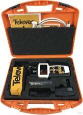 Televes antenas aparato medidor H30flex Dvb-s2/c / T2o. Hevc265 H30s2ct2-k