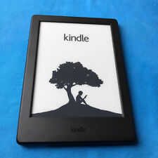 "Kindle E-reader eBook- Black, 6"" Glare-Free Touchscreen Display, Wi-Fi"