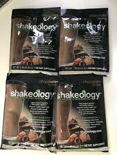 Chocolate Shakeology packets - 4 Packs