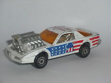Majorette Pontiac Firebird Hot rod No.248