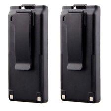 2Pcs 7.2V BP-195 Battery for ICOM I IC-F4 IC-F4 IC-T2 IC-F4TR IC-T2H Radio