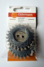 Gütermann Linen - Star Yarn 2 x 20 M Gray