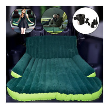 Wolfwill Universal SUV Travel Air Mattress Multifunctional Inflatable Bed NEW