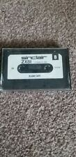 Sinclair ZX81 sinclair blank tape . No idea whats on it as dont own zx81