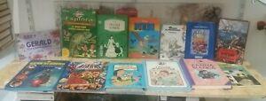Lotto 13 libri vintage ragazzi bambini dinsney - ideale mercatini