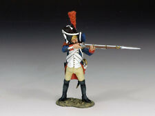 KING & COUNTRY Age Of Napoleon NA154 French Old Guard Grenadier Standing Firing