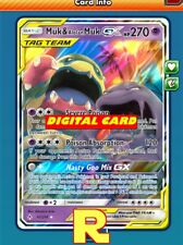 Muk & Alolan Muk GX - for Pokemon TCG Online (DIGITAL ptcgo in Game Card)