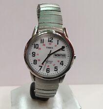 Orologio Unisex Timex Acciaio Con Datario E Giorno