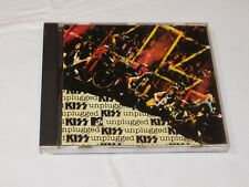 MTV Unplugged by Kiss CD Mar-1996 Mercury Records Plaster Caster Beth Domino