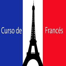 Curso de francés definitivo, aprende francés, varios niveles,habla francés fácil
