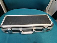 Aluminum Tool Box Portable Safety Equipment Instrument Case Suitcase Medium