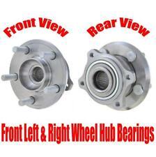 100% Brand FRONT New Wheel Hub Bearings for Chrysler 300 05-19 All Wheel Drive
