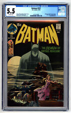 L6012: Batman #227, Vol 1, 5.5 Graded CGC