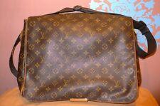 100% Authentic LOUIS VUITTON Monogram Abbesses Messenger Bag