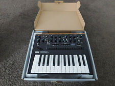 Korg Monologue Monophonic Analog Synthesizer - BLACK