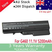 Battery for Lenovo IdeaPad G460 0677 G460 G470 G475 G560 G570 V360 V370 G465 AU