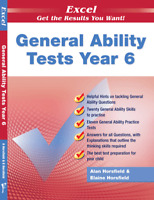 New Excel General Ability Test Year 6 / Grade 6 Workbook! GA! OC! SELECTIVE!