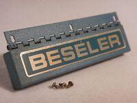 Beseler 23C 23C-II  Darkroom Enlarger Replacement Filter Door with all 3 screws
