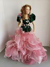 Franklin Mint Porcelain Fairy Doll
